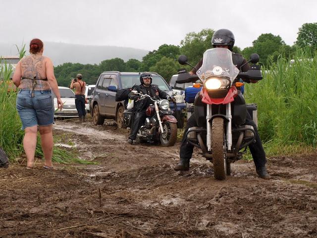 день мотоциклиста в уссурийске