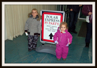 The Polar Express at the Cineshere