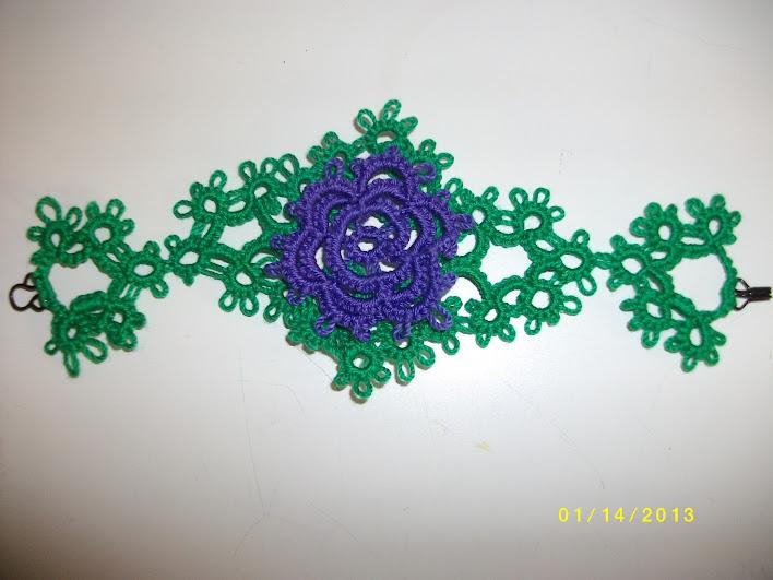 Bracelet flat