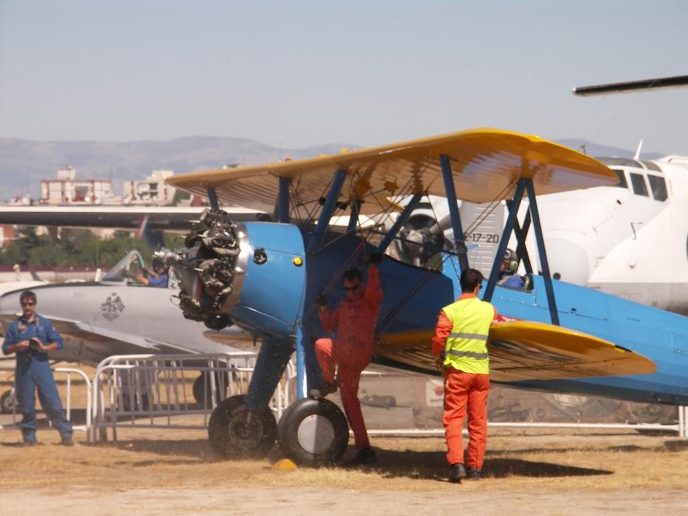 """Exhibición aerea de la Fundación """"Infante de Orleans"""". PICT0419"""