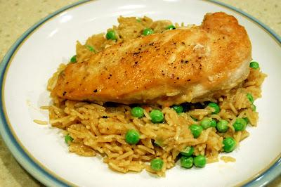 Skillet Chicken And Rice America S Test Kitchen