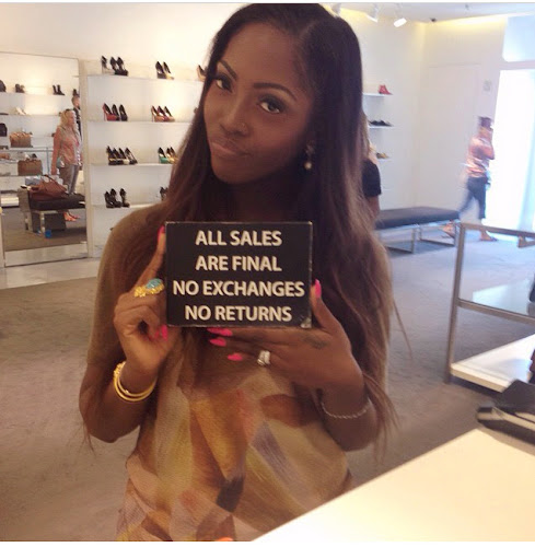 Tiwa Savage sends very important message to her husband Tee Billz 1