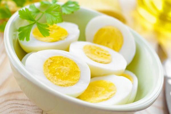 Trứng chứa nhiều dưỡng chất cần thiết cho mẹ bầu