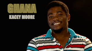 Kaycey Moore - Ghana