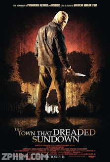 Thị Trấn Cuồng Sát - The Town That Dreaded Sundown (2014) Poster