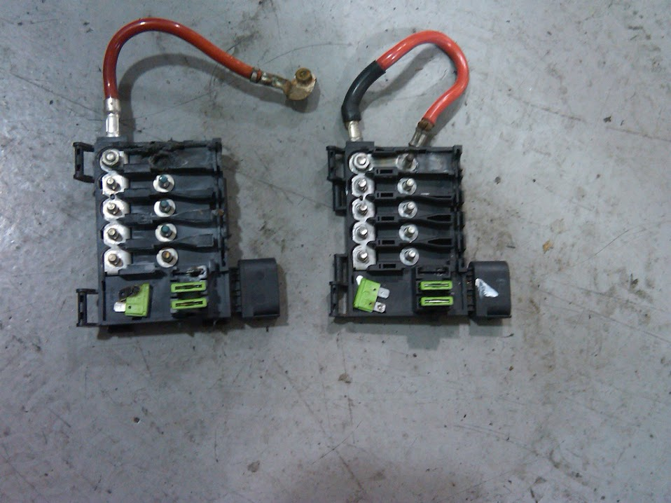 Vw Polo Mk4 Fuse Box : Vw mk alternator to fuse box cable wiring diagram