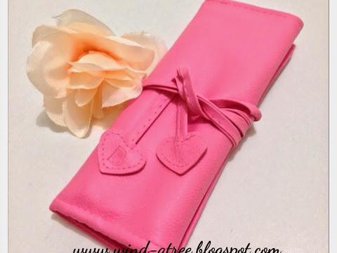 [Sponsored] 7 Pcs Pink Powder Brush Set from Born Pretty Store