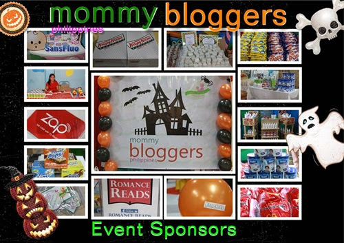 events, blogging, family events, Halloween, Mommy Bloggers Philippines
