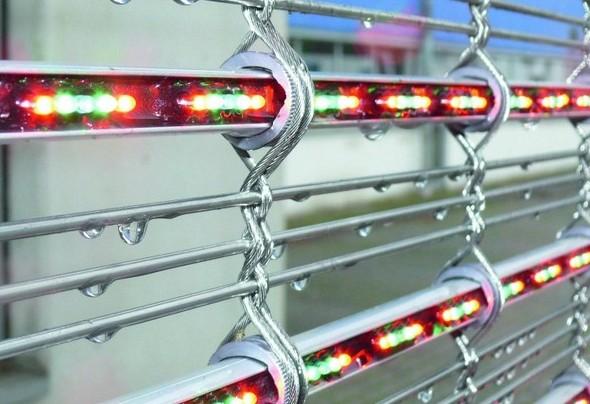 Light emitting diode screen
