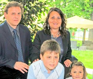 la famiglia Bondanza