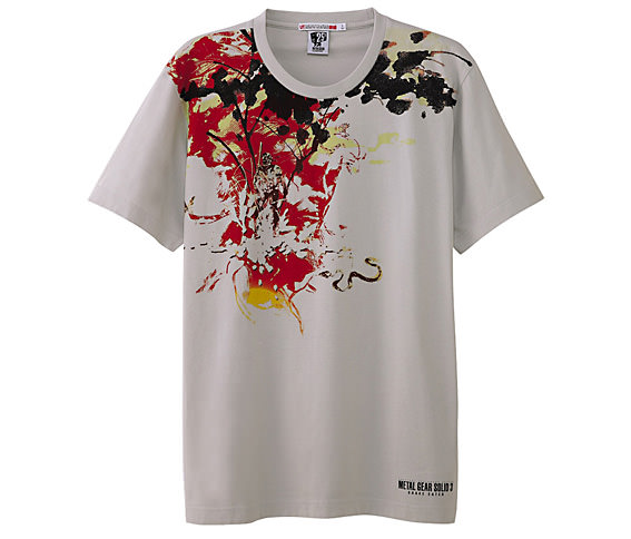 Uniqlo Metal Gear Solid t-shirt