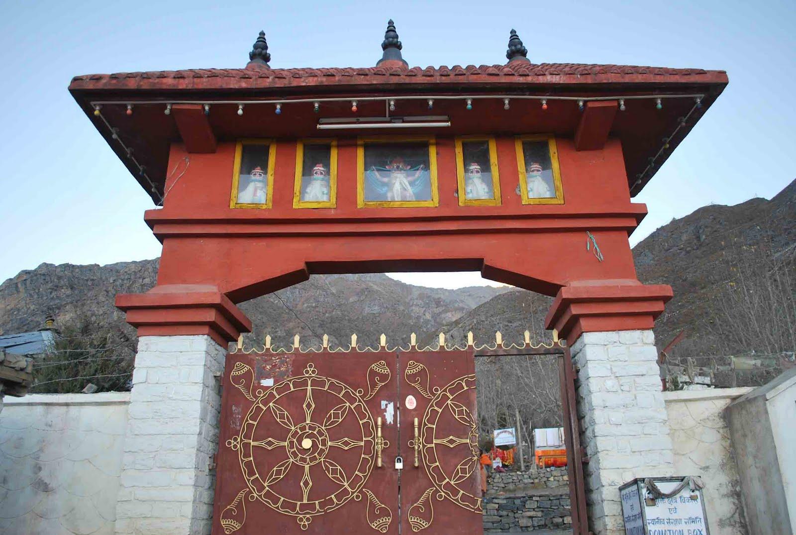 Sri Murthy Perumal Temple (Thiru Salagramam) Nepal - Divya Desam 100