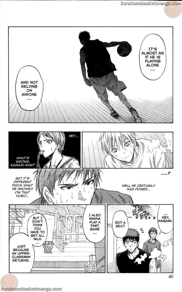 Kuroko no Basket Manga Chapter 54 - Image 18