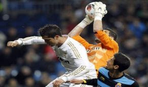 Goles Real Madrid Espanyol [2-2] 16 Dic video Cristiano