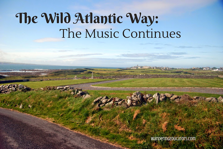 The Wild Atlantic Way: The Music Continues