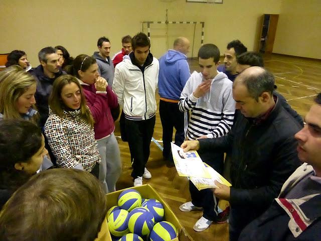 Professores e alunos de Lamego receberam formação sobre Gira-Volei