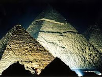 Pyramides magicos