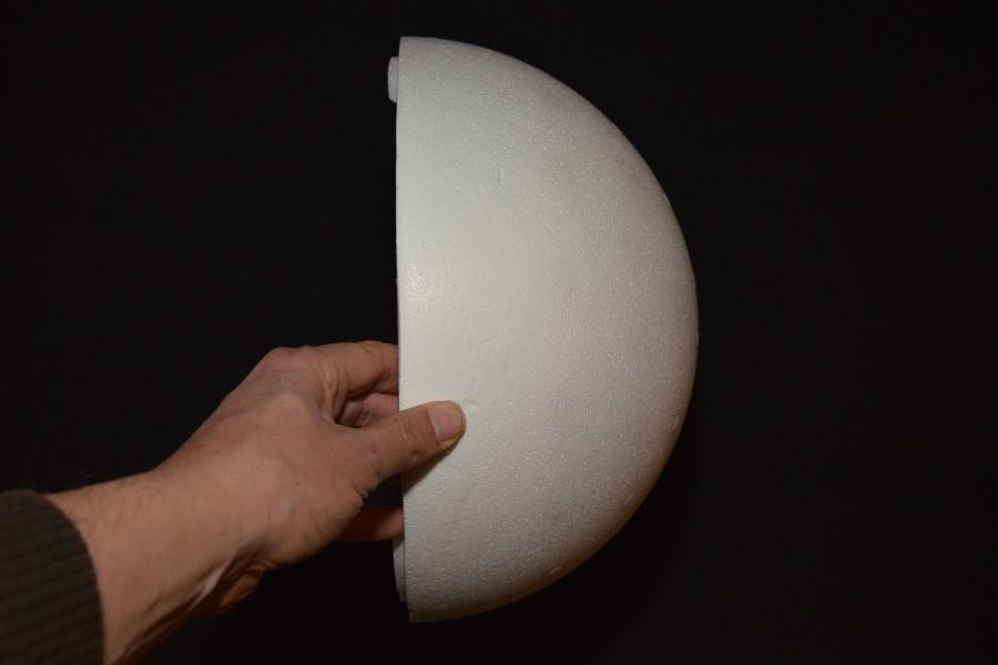 Demi sphère de 30cm