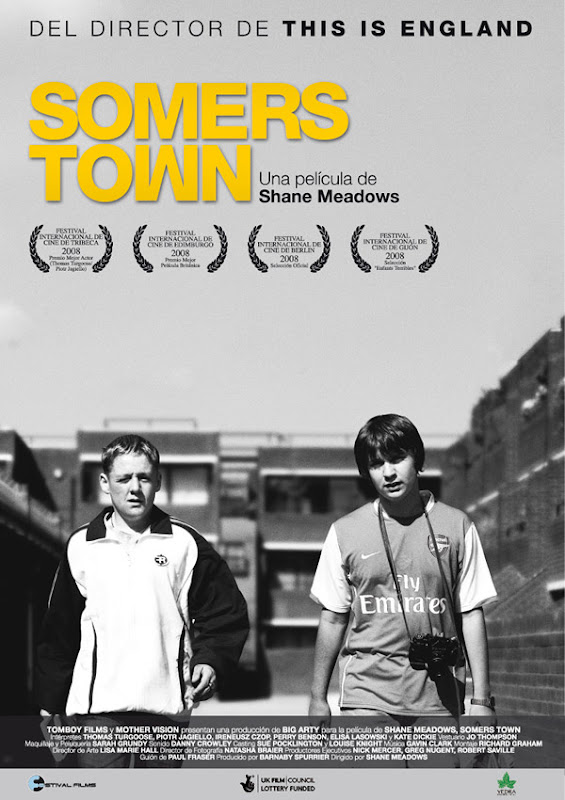 Somers Town (Shane Meadows, 2.008)