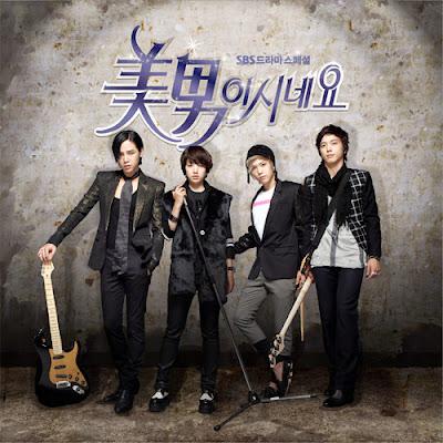 Những nhóm nhạc đình đám trong drama Hàn
