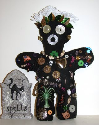 Lonely Voodoo Ju Doll Seeks New Home Image