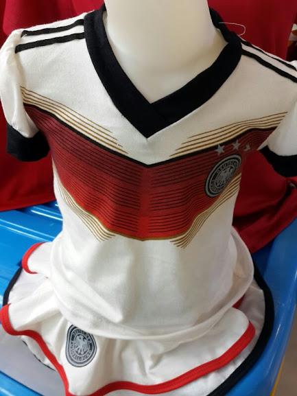 Jual Jersey Bola Anak Jerman Piala Dunia 2014