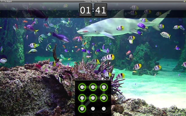 Video Screen Lock: Free 9 Beautiful HD Video Scenes for Screensaver