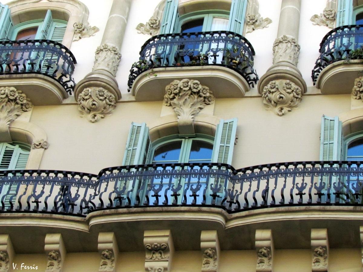 Casa esteve recolons barcelona modernista - Casa modernista barcelona ...