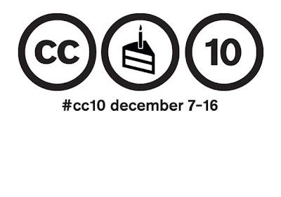 Feliz cumpleaños Creative Commons!