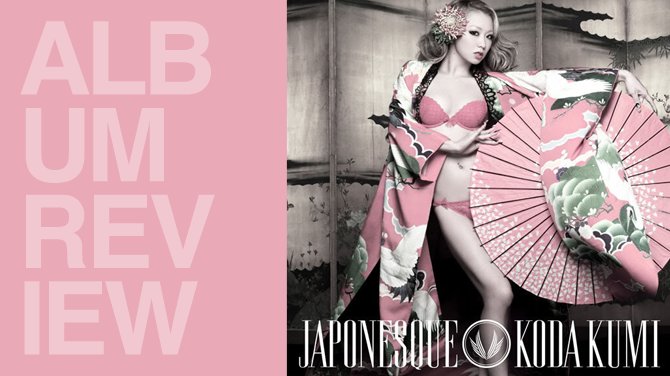 Kumi Koda - Japonesque | Album review