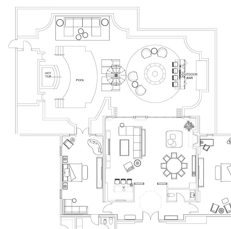 ตัวอย่างการขึ้นโมเดล ชุด Bedroom Interior [วิดีโอตอนที่ 4 มาแล้ว] Modoroom01