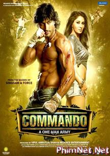 Phim Đặc Công Full Hd - Commando 2013