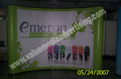 Digital Printing Shampo Emeron