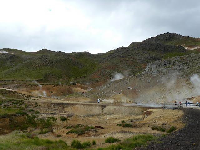 Area Geotermale di Krýsuvík