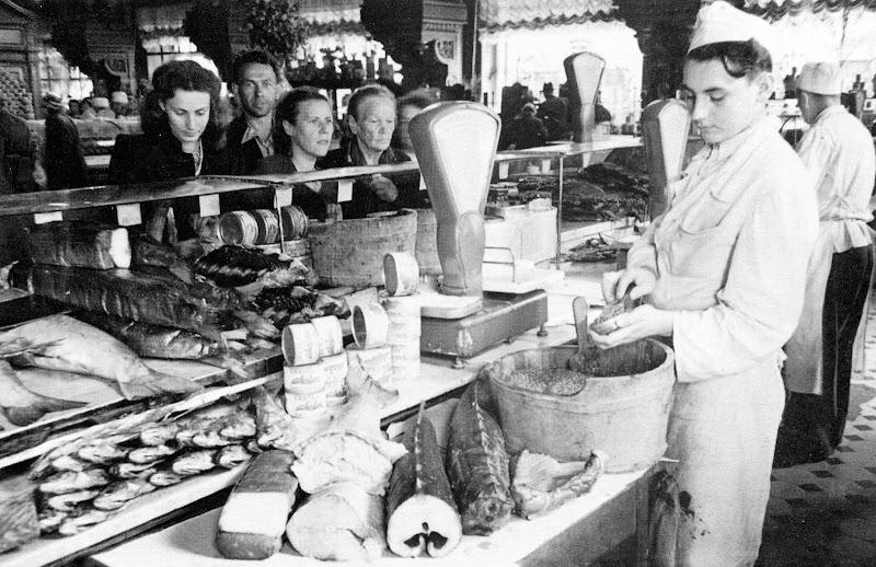 Советская торговля при Сталине