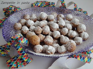Castagnole - Ricette di carnevale