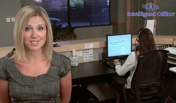 Virtual Receptionist Video Clip