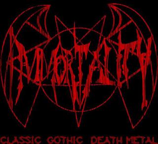 Immortality Foto Logo Artwork Band Gothic Black Metal Depok Bogor Jawa Barat Indonesia