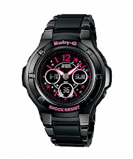 Jam Tangan Untuk Remaja : Casio Baby-G Neon Illuminator