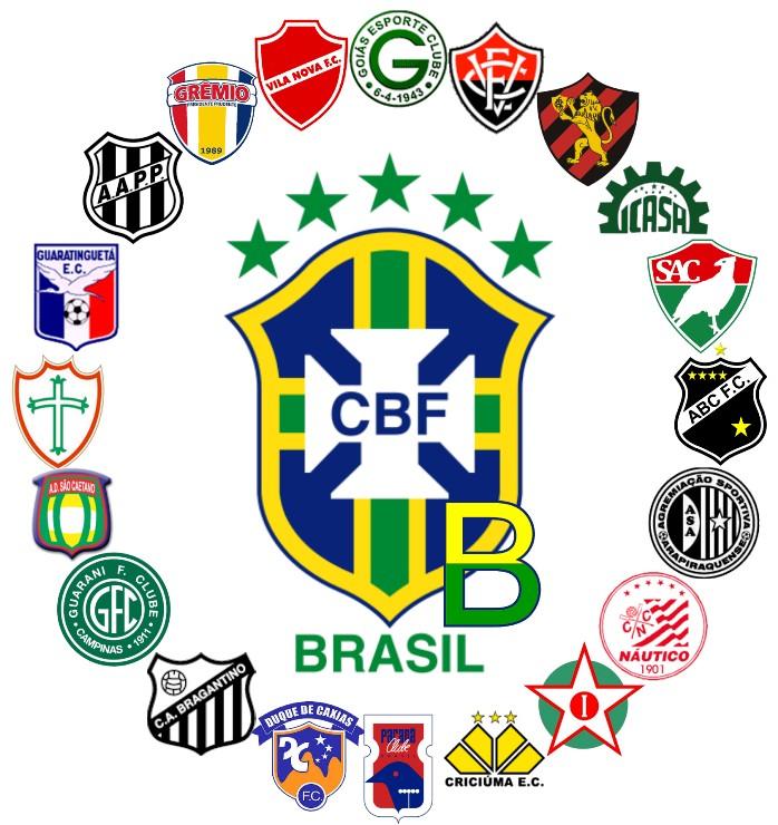Oca Do Bugre Cbf Divulga Tabela Da Serie B