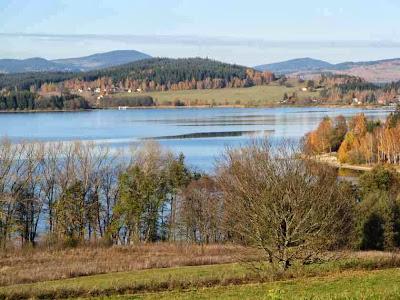 Lake Lipno