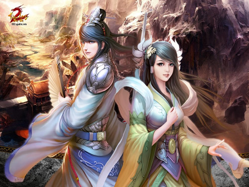 Thiên Long Bát Bộ 2 công khai loạt hình nền mới 4