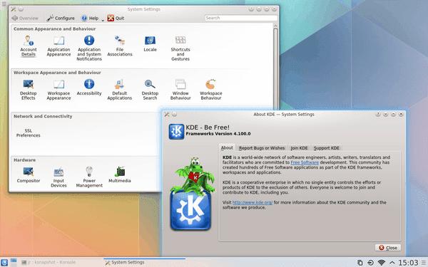 Habrá una versión independiente de Kubuntu 14.10 con Plasma 5