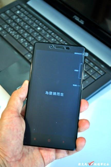 紅米Note增強版手機尺寸