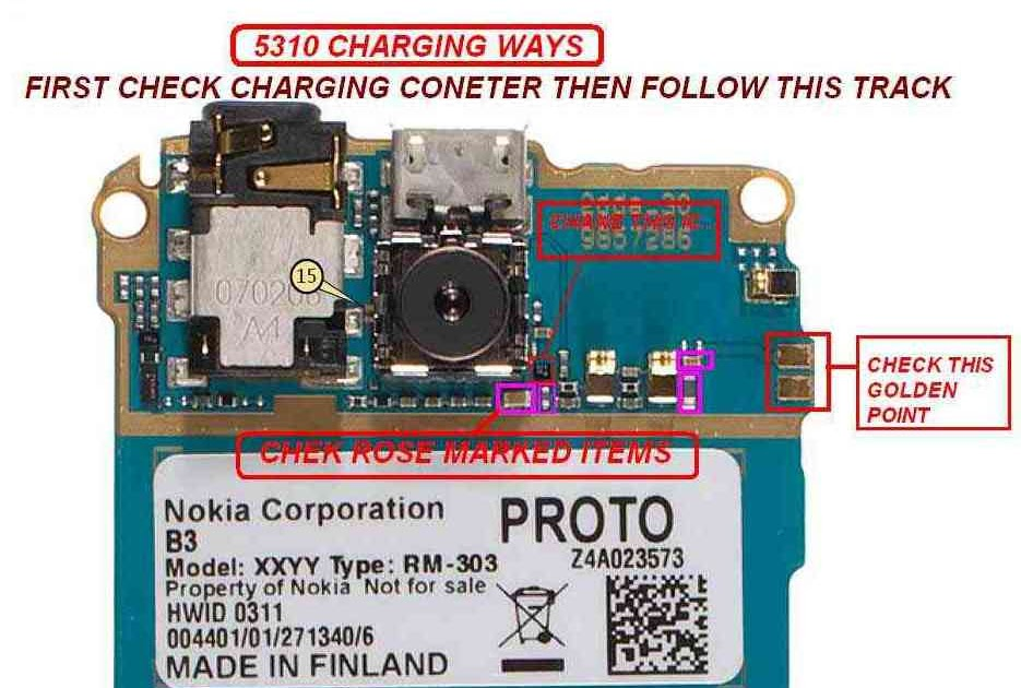 Mobile Diagram With Repairing Hardware  5310