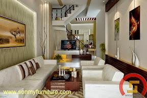 Mẫu thiết kế nội thất  căn hộ 717
