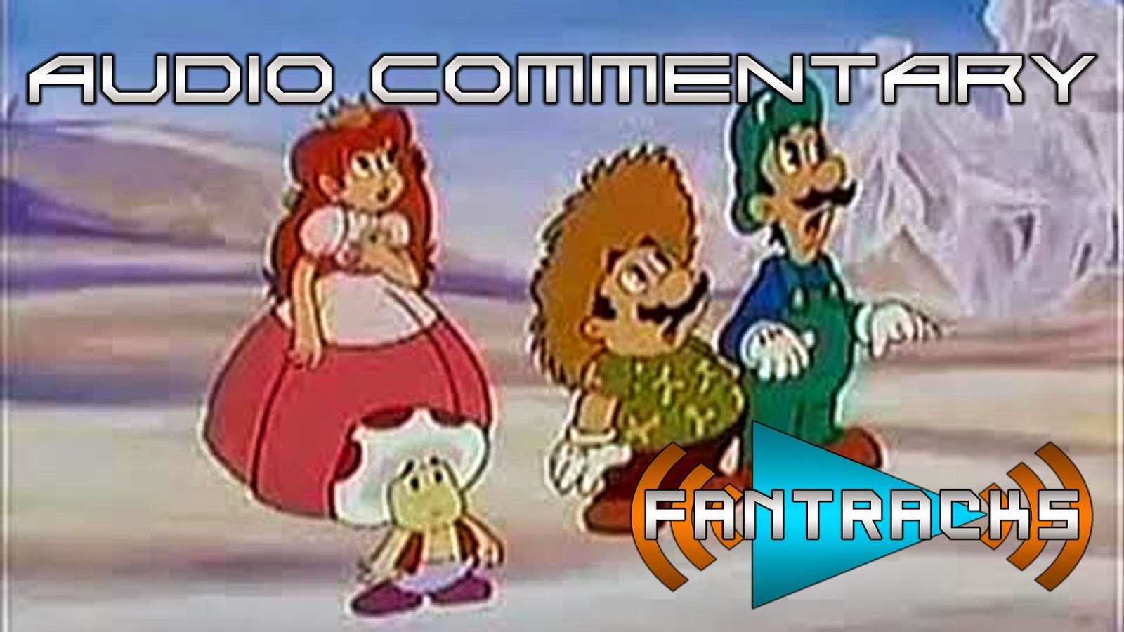 FanTracks The Super Mario Bros. Super Show! audio commentary