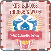 Introducing Fat Quarter Shop {sponsored giveaway}