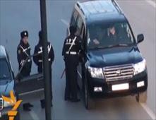 الشرطة مشغولة بجمع الرشاوى