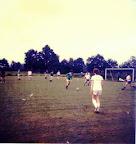 1981-07-19 Johan Burink speelt 500ste wedstrijd
